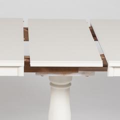 Стол раскладной Solerno (ME-T4EX) — белый