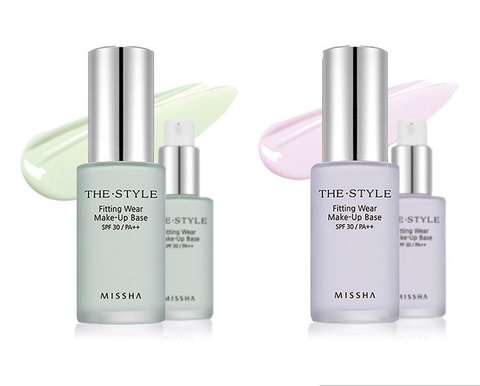 MISSHA The Style Fitting Wear Make-Up Base