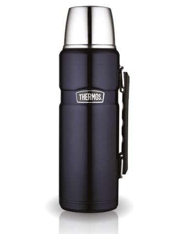 Термос Thermos King SK2020 (2 литра) темно-синий