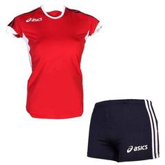 Форма волейбольная Asics Set Azzurra Женская