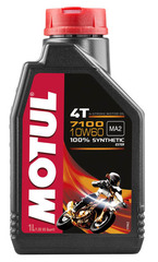 Моторное масло MOTUL 7100 4T SAE 10W60