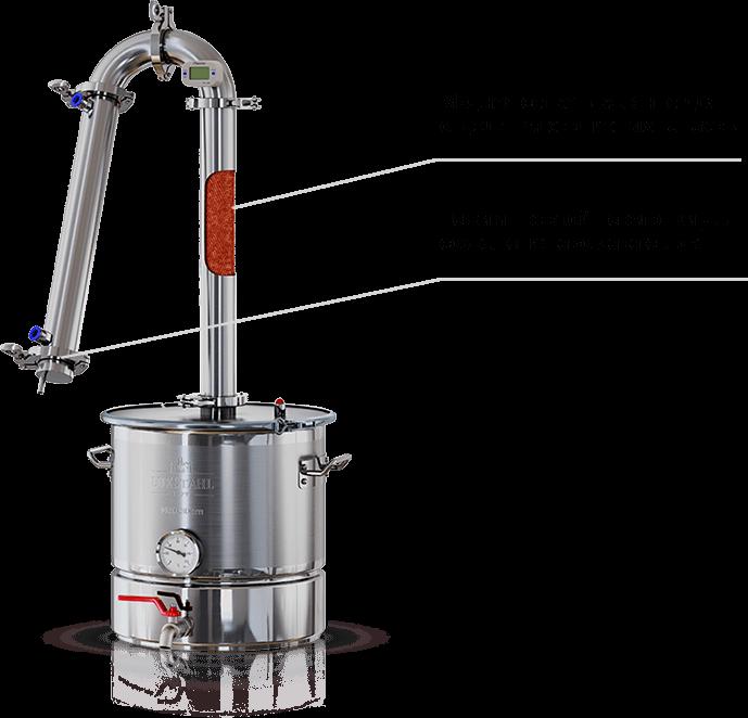 Самогонный аппарат как приготовить сырье для перегонки малиновка самогонный аппарат инструкция по применению