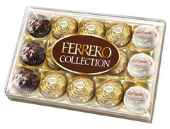 Конфеты FERRERO ROCHER COLLECTION