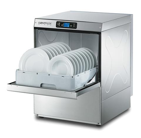 фото 1 Посудомоечная машина Compack X54E - EXUS на profcook.ru