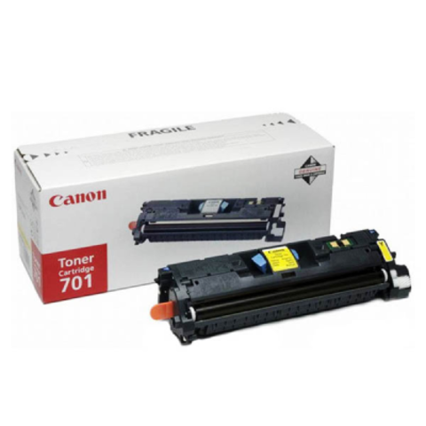 Cartridge 701 Yellow