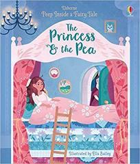 Peep Inside a Fairy Tale Princess & the Pea
