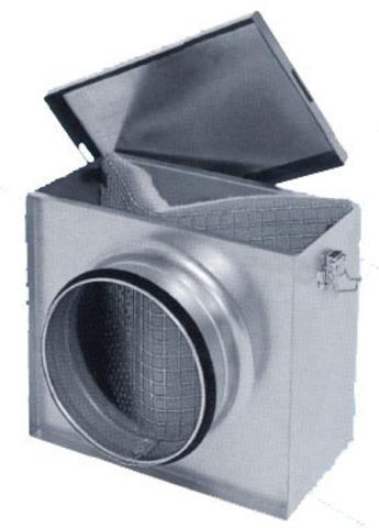Фильтр прямоугольный Dvs FSL d 160