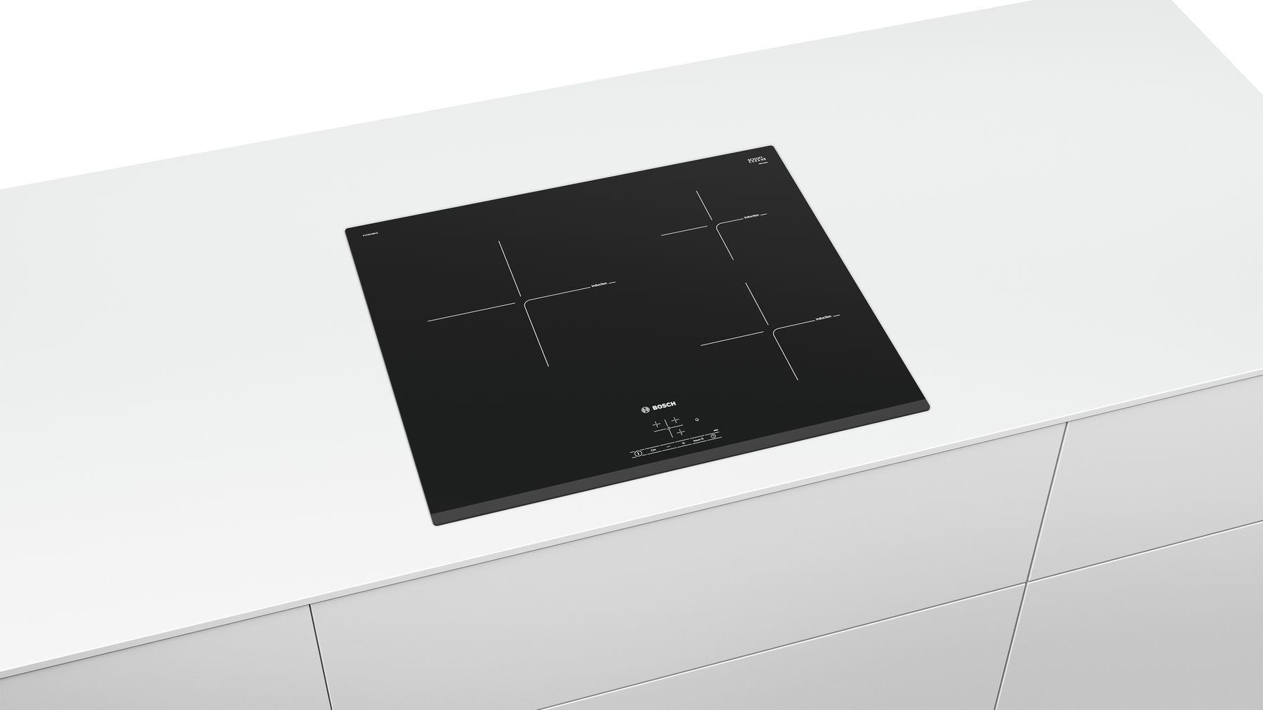 Независимая индукционная варочная панель Bosch PUC631BB1E