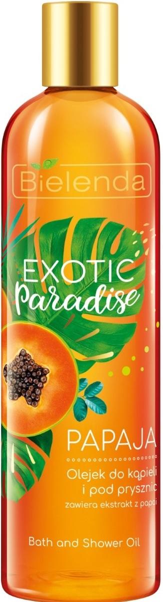 EXOTIC PARADISE Гель для душа Папайя 400мл