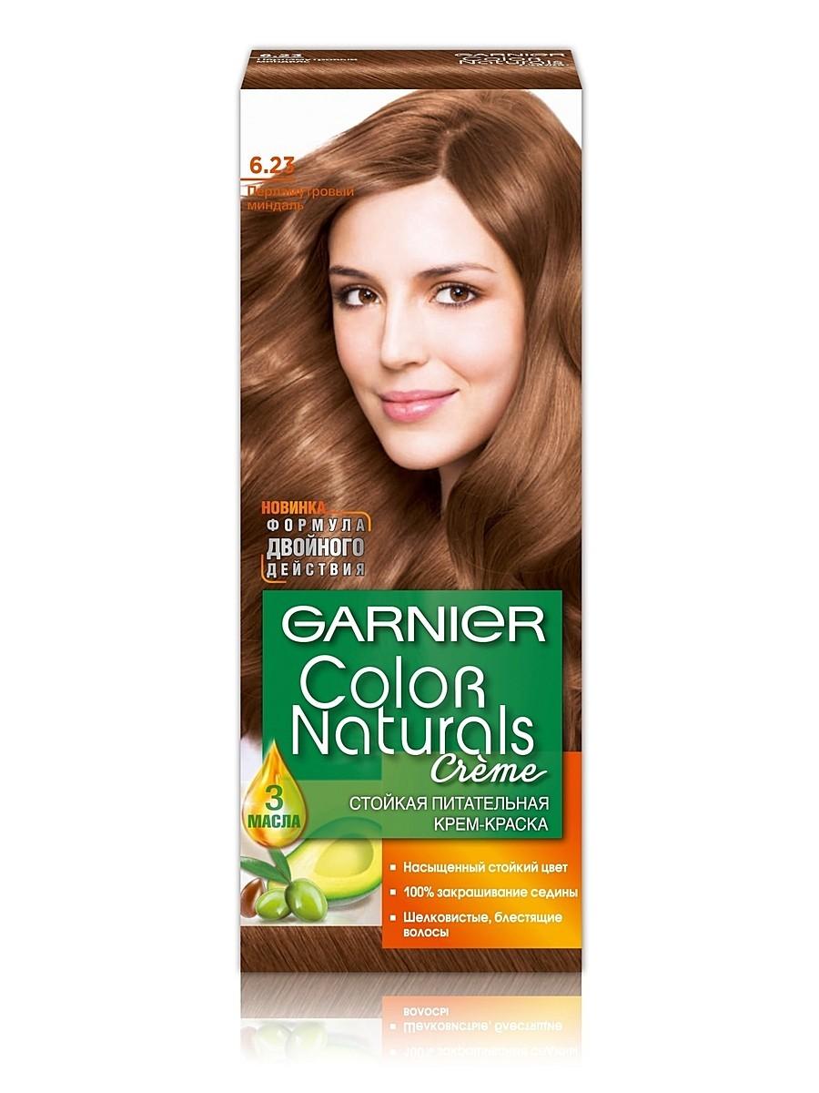 Краска для волос миндаль цвет волос