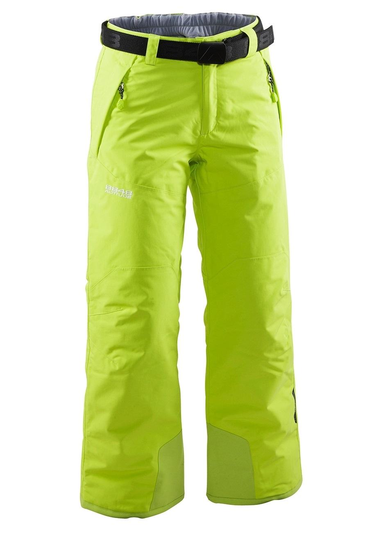 Детские горнолыжные брюки 8848 Altitude Inca (lime) five-sport.ru
