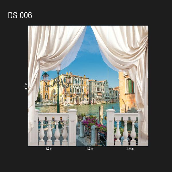 Панно Loymina Illusion DS 006, интернет магазин Волео