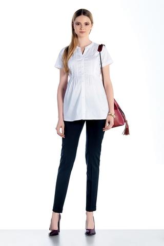 Блузка для беременных 07432 белый