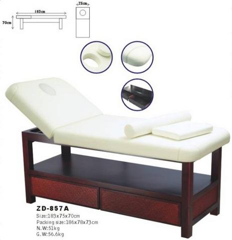 Кушетка массажная ZD-857А