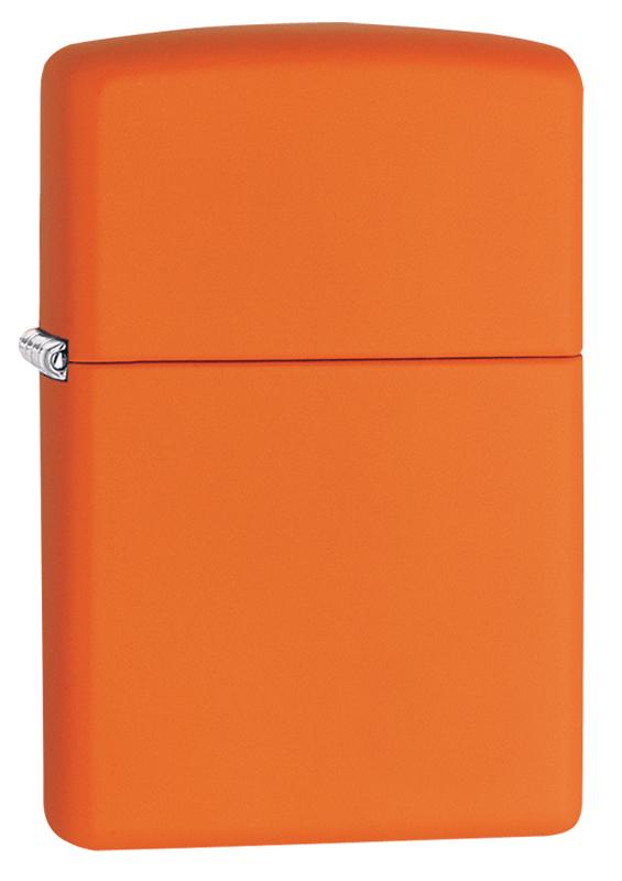 Зажигалка ZIPPO Classic Orange Matte™ ZP-231
