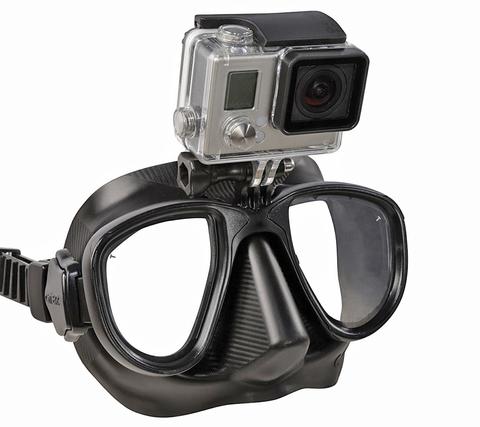 Маска Omer Alien с креплением для GoPro