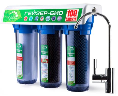 Фильтр Гейзер 3 Био 322 (для жесткой воды)