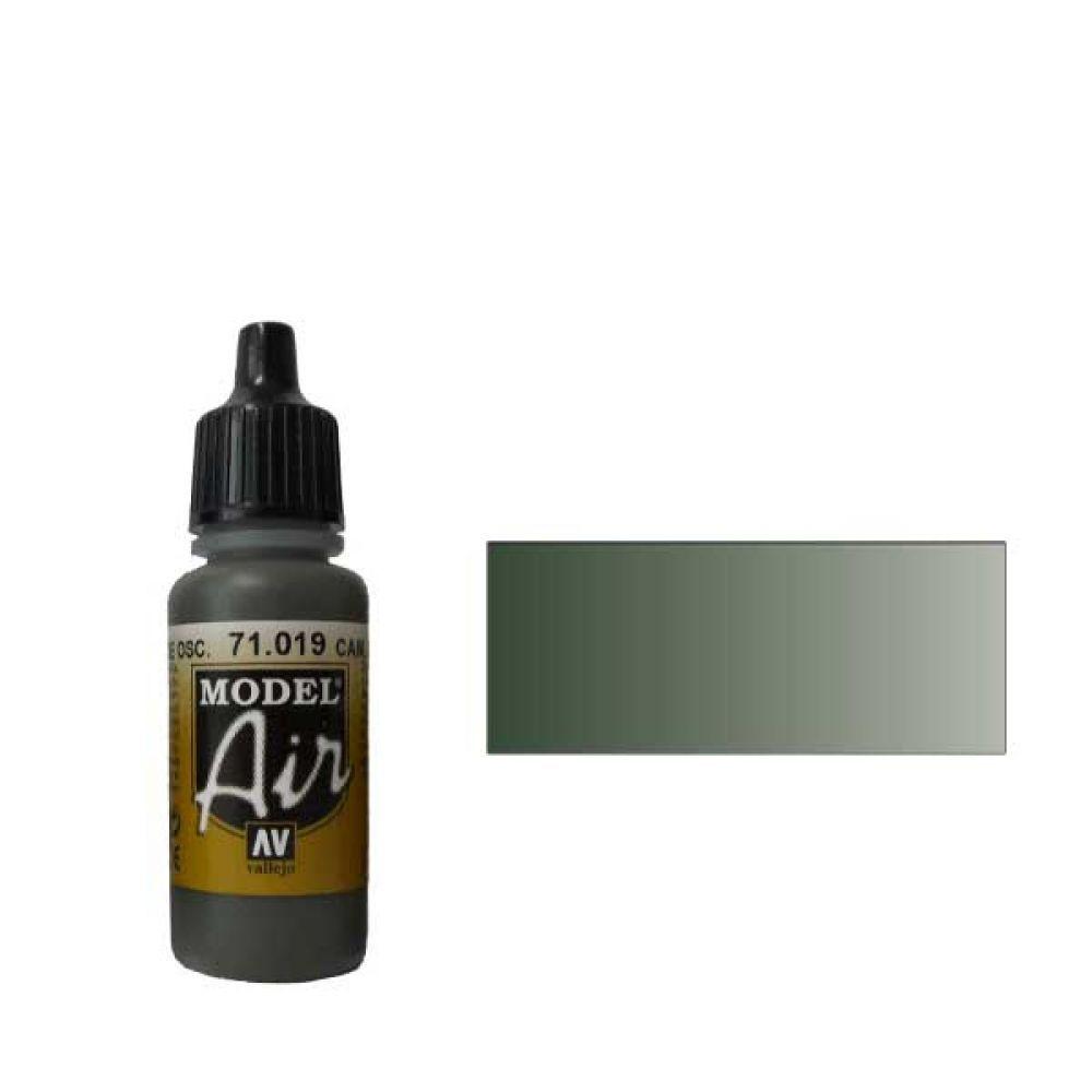 Model Air 019 Краска Model Air Комуфляжный зелено-темный (Cam. Dark Green) укрывистый, 17мл import_files_f8_f8f165b458f311dfbd11001fd01e5b16_141d2226304c11e4b26e002643f9dbb0.jpg