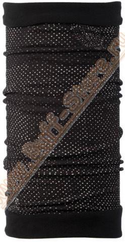 Шарф-труба трансформер двухсторонний Buff Oldkash Black