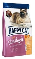 Корм для стерилизованных кошек Happy Cat Sterilised Атлантический лосось