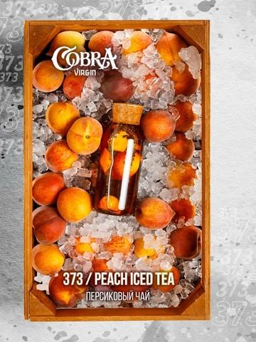 Кальянная смесь Cobra Virgin - Персиковый Чай (50г.)
