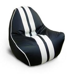 Кресло вайпер Черно-Белое