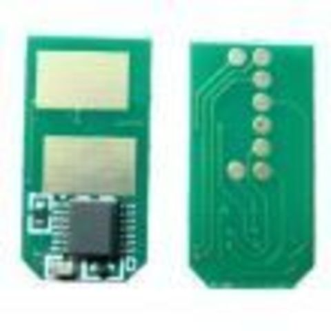 Чип OKI C510, C530, C511, C531, C561, C562 для желтого тонер-картриджа - Yellow chip. Ресурс 5000 страниц