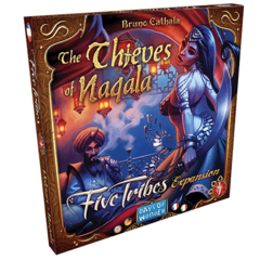Five Tribes: Thieves of Naqala