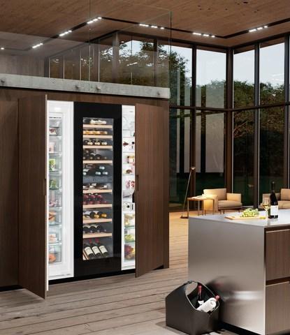 Холодильник side-by-side Liebherr SBSWgb 99I5