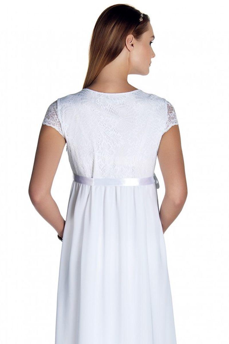 Платье для беременных 08698 белый