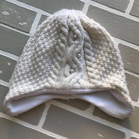 Теплая флисовая шапочка OUTVENTUR