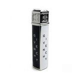 Givenchy Lighter DIA-SILVER BLACK & WHITE LOGO GV 1614