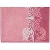 Полотенце 67x140 Vossen Vienna Ornament розовое