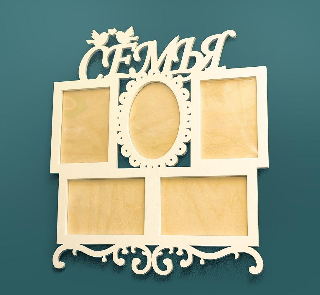 Для, деревянные рамки для открыток