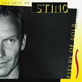 Sting ‎/ Fields Of Gold: The Best Of Sting 1984 - 1994 (RU)(CD)
