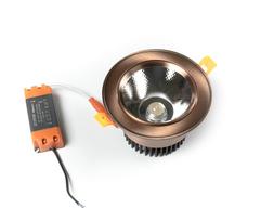 светильник точечный L8809COB-20W-Copper