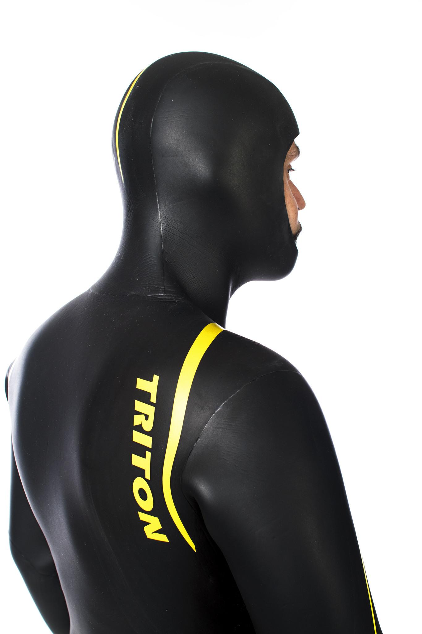 Гидрокостюм Triton 7 мм голый