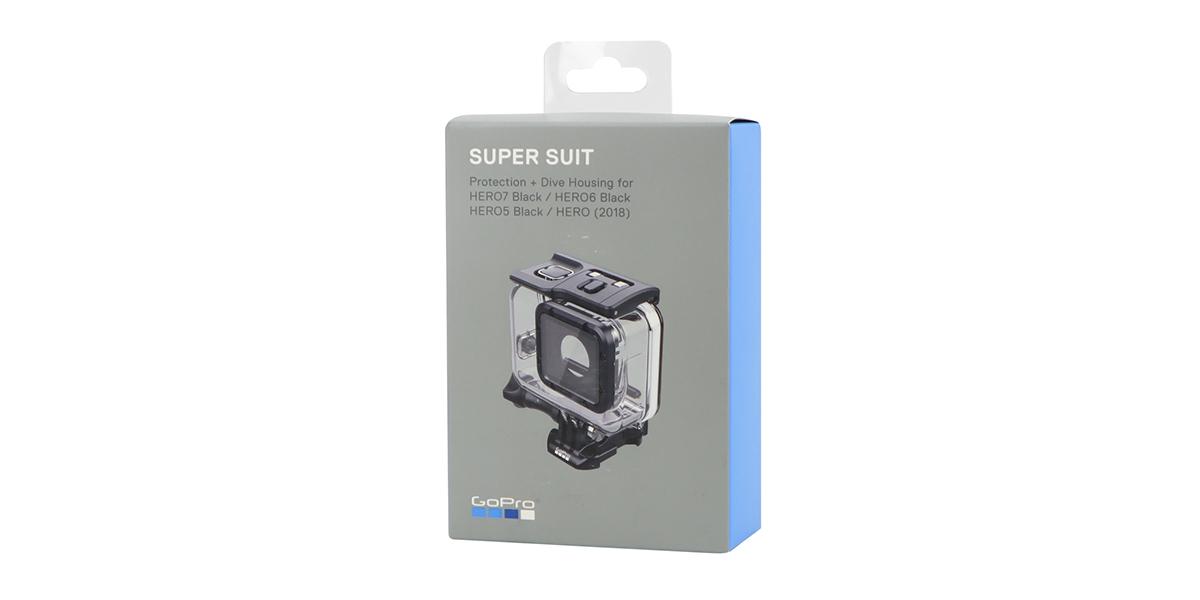 Водонепроницаемый бокс GoPro Super Suit Housing (AADIV-001) упаковка