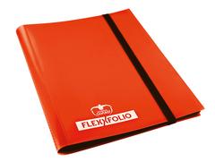 Ultimate Guard - Оранжевый гибкий альбом на 360 карт (3х3)