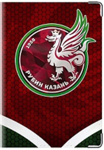 """Обложка для паспорта """"Рубин"""" (2)"""