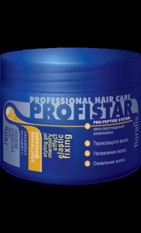 Floralis ProfiStar Гель для укладки волос c эффектом «памяти» Эластичная фиксация 300г