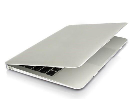 Накладка metal MacBook Pro 12 Retina /silver/