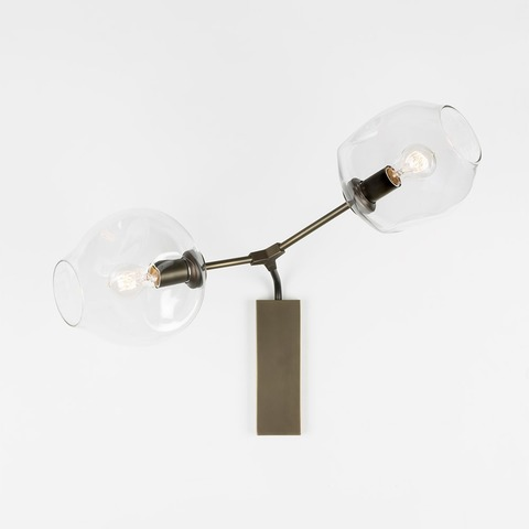 replica Lindsey Adelman Branching Wall Light