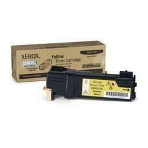 Xerox Phaser 6125 тонер картридж желтый (yellow) (106R01337)