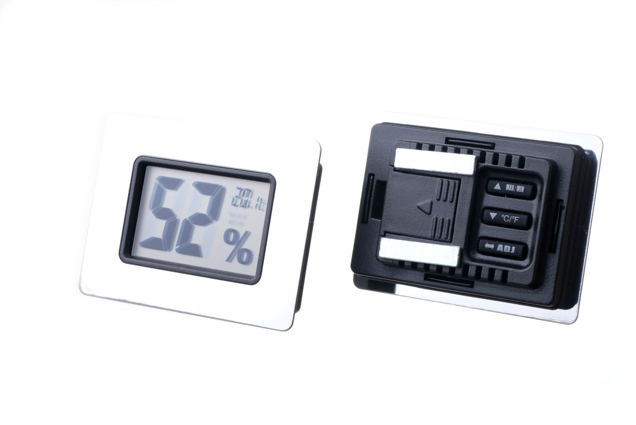 Термо-гигрометр Passatore цифровой, калибруемый — 596-506