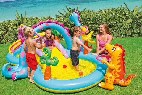 Детский бассейн INTEX