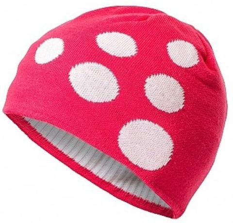 Шапка Craft Light 6 Dots Pink