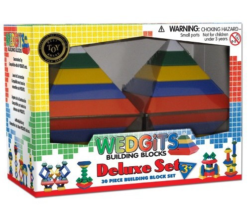 Конструктор WEDGITS Deluxe Set 30 деталей