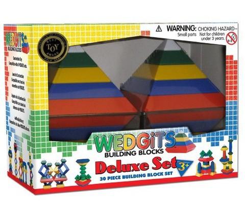 Конструктор WEDGITS Deluxe Set 30 деталей