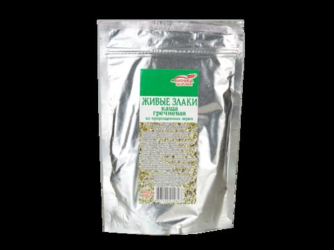Каша гречневая из пророщенных зерен, 200 гр. (Житница здоровья)